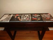 5 Hardback w/cover Time-Life Books,Sinatra,Sixty Years,1998&1999 In Pictures etc