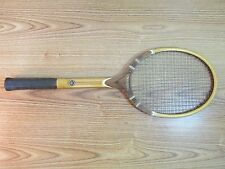 Vintage Davis Imperial Wood Tennis Racquet With Press 4M
