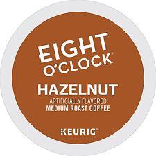 Eight O'Clock Coffee Hazelnut, 72  K-Cups, read description