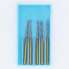 Lot X 20 Dental Zekrya Carbide Bone Surgical Cutters FG Bur 28mm long