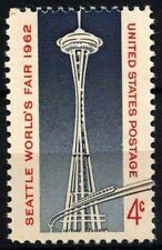 USA 1962 SG#1195 Century 21 Exhibition Worlds Fair MNH #D38858