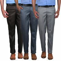 NEW MENS OFFICE TROUSERS FORMAL FIT/OFFICE TROUSERS FOR DAILY USE SMART LOOK