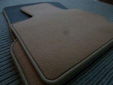 $$$ Original Lengenfelder Fußmatten passend für BMW F25 X3 + BEIGE + NEU $$$