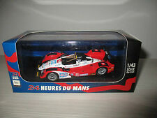 ORECA 03 JUDO BMW #40 LMP2 (LMM216) LE MANS 2011 IXO MODELS SCALA 1:43