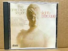 Slightly Baroque by The Anita Kerr Singers LIKE NEW OOP CD 617742081220
