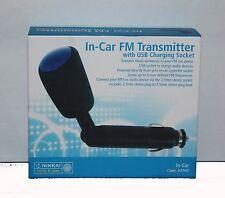 NIKKAI FM Transmitter Stereo Connector MP3