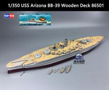 Hobby Boss 1/350 USS Arizona Battleship Wooden Deck 86501