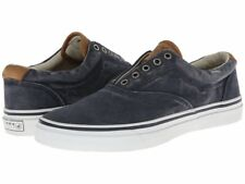 Sperry Striper Laceless Men's Canvas Casual Sneaker Skate Shoes 1048024