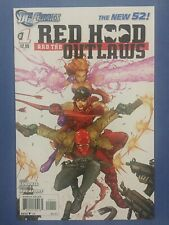 RED HOOD AND THE OUTLAWS #1 NEW 52 (DC Comics 2011) Jason Todd *Fast Shipping*