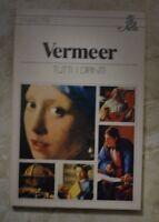 VERMEER - ALBERT BLANKERT -TUTTI I DIPINTI - I MAESTRI - BUR ARTE - 1980 (DA)