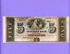 NICE CRISP UNCIRCULATED 1869 UNITED STATES$10.00 NATIONAL NOTE COPY