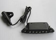 Free Shipping Belcat SH-85 Acoustic Guitar Pickups Sound hole Pickup Black