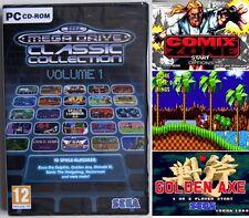 Sega Mega Drive Ultimate Collection vol.1 finalmente en el ordenador