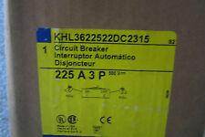 NEW SQUARE D KHL3622522DC2315 CIRCUIT BREAKER