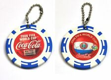 Coca-Cola Catena chiave dal Giappone Key Chain FIFA World Cup 2006 Paraguay