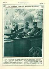 1916 fronte balcanico Monastir catturato Paul Emmanuel sarrail Principe Ereditario di Serbia