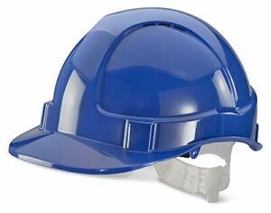 B-Brand Economy Vented Safety Helmet - Bbevsh