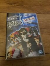 Power Rangers - The Movie/Turbo - A Power Rangers Movie (DVD, 2013, Box-set)