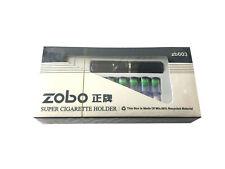 Zobo Super filtering cigarette holder With Filter Zb003 black