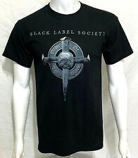 More details for black label society - official t-shirt (s) og 2010 new genuine bls zakk wylde