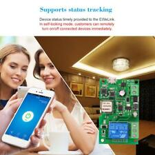 Sonoff DC5V 12V 24 V 32 V Wifi Switch relè wireless Telecomando Timer Alexa X0U1