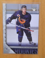 Jim Slater 2005-06 Upper Deck Hockey Young Guns Rookie Card RC #222