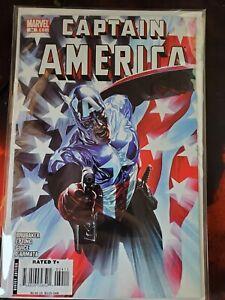 Captain America #34 1st Appearance of Bucky Barnes As Captain America NM 2008
