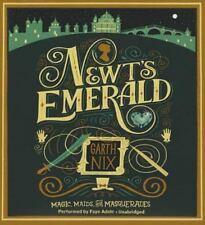 Newt's Emerald by Garth Nix (2015, CD)