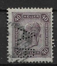 Oostenrijk Keizer Frans Jozef Michel 115 A