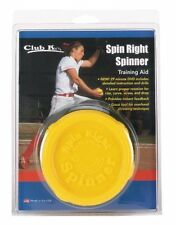 NEW Spin Right Spinner Softball Training Aid Yellow