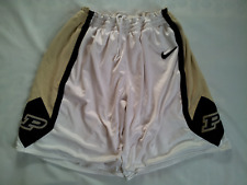 VINTAGE RARE MADE IN USA PURDUE BOILERMAKERS PRO CUT BASKETBALL SHORTS SIZE 38