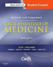 Cecil Medicine Ser.: Andreoli and Carpenter's Cecil Essentials of Medicine by...
