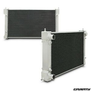 40mm ALLOY RADIATOR RAD FOR VOLKSWAGEN VW GOLF MK1 MK2 GTI JETTA SCIROCCO CADDY