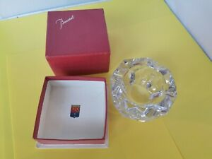 Baccarat Splendid Ashtray IN Sa Box Mint