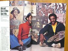 July 10-1976 TV Guide(ERNIE BARNES/JIMMIE WALKER/BILLY DEE WILLIAMS/WAYNE ROGERS