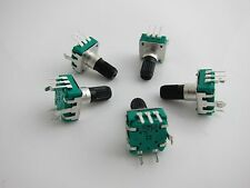 5PCS PCB Mount Rotary Encoder Switch