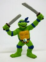Figurine Tortue ninja Bully germany Leonardo TMNT 8 cm bullyland