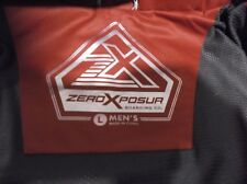 MENS ZERO XPOSUR SNOWBOARD/SKI JACKET INFERNO RED MEDIUM NEW WITH TAGS AUTHENTIC