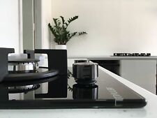 Millar gh3020pb 30cm incorporado de 2 Quemadores Domino Gas En Vidrio De Placa Con FfD