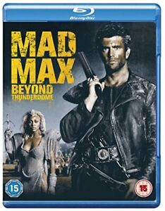 Mad Max 3 - Beyond Thunderdome [Blu-ray] [Region Free] [DVD][Region 2]