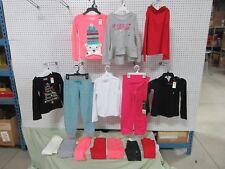 15 SWEATPANTS SWEATSHIRT TOP STRETCH PANTS CLOTHES OUTFIT LOT MEDIUM MD M 7-8