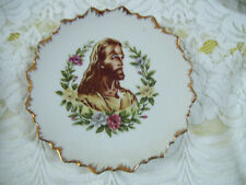 "Nativity Jesus 7"" Decorative Wall Hanging Plate Good Condition"