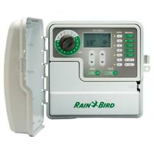 Rain Bird 12 Station Irrigation Sprinkler Controller Timer Indoor Outdoor Zones