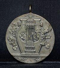 1914 GERMANY MUSIC MEDAL ✪ MGV LIEDERKRANZ KARLICH ✪ LYRE ORCHESTRA ◢TRUSTED◣