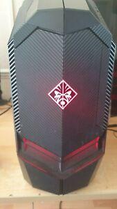 HP OMEN GAMING 32L PC Ryzen 7 1800X 3.6GHz, 880-028NA 16GB,2TB ,256GB SSDRX580