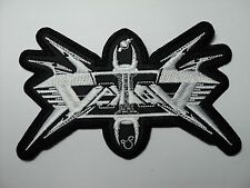 VEKTOR SHAPED   LOGO  EMBROIDERED PATCH