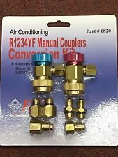 R1234YF Air Conditioning Couplers Conversion Kit FJC 6820 R12 & R134a to R1234YF