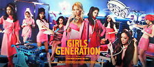 "GIRLS' GENERATION ""MR. MR.- 4th ALBUM"" ASIAN PROMO POSTER-Sexy Doctors & Nurses!"