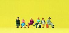 Preiser 79189 N 1:160 ; Sitzende Reisende