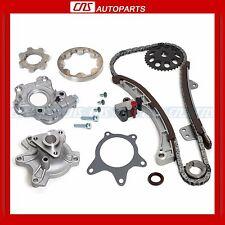 04-10 1.5L Toyota Scion 1NZ-FE 1NZ-FXE Timing Chain Gear Kit & Water + Oil Pump